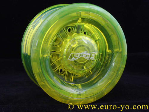 Yoyofactory Spinstar Yoyo Yellow