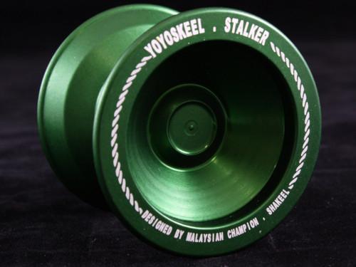 Yoyoskeel Stalker Yo-Yo Green