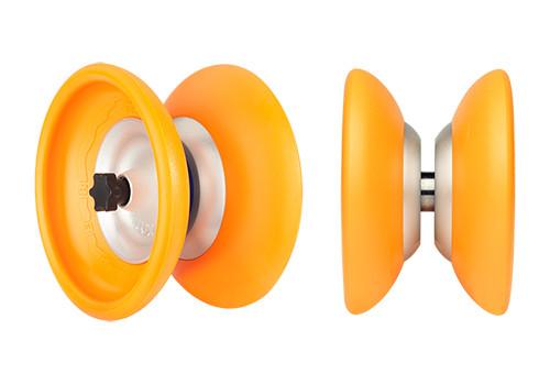 Henrys Viper Flux Yo-Yo Orange