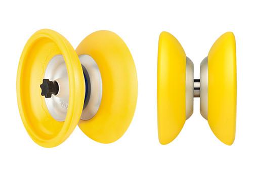 Henrys Viper Flux Yo-Yo Yellow