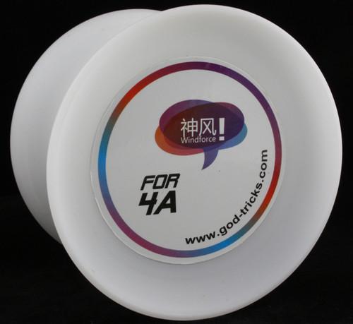 God-Tricks Windforce Offstring 4A yo-yo Yo-Yo