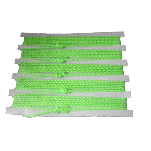 PAck of 5 Yoyo Strings suitable for all yoyos for sale - green