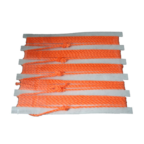 Yoyo Strings suitable for all yo-yos for sale - orange (pack of 5)