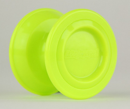 Adegle Asteroid Yo-Yo Yellow