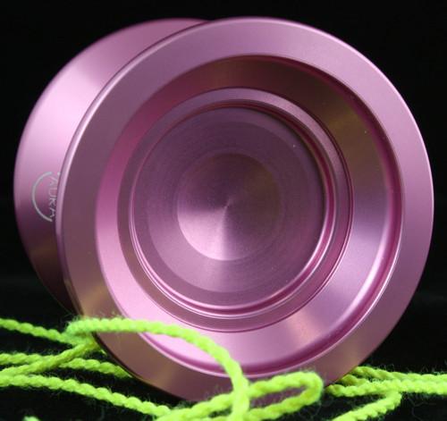 YoYofficer Aura Advanced Competition Yo-Yo Pink