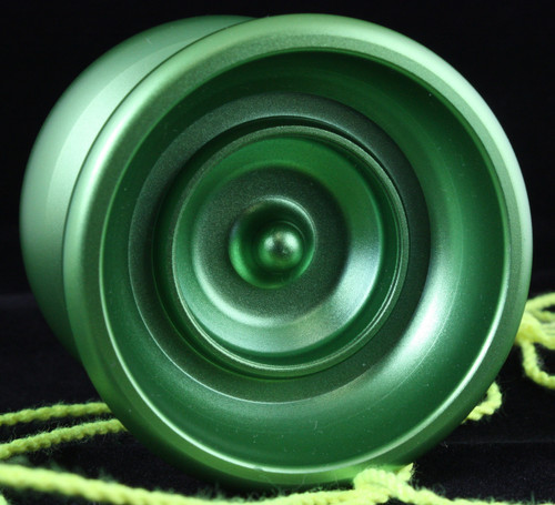 YoYofficer Brave Yo-Yo Green