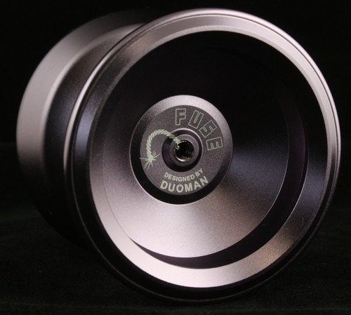 Duoman Fuse Aluminium Unresponsive Yo-Yo Purple