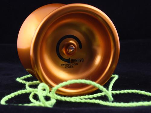 Shinwoo GrandYo Yo-yo Gold