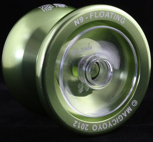 Magic YoYo N9 Limited Edition Yoyo Green