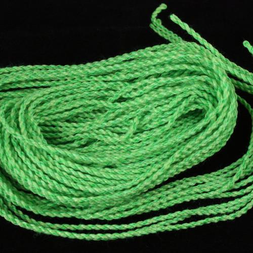 Twisted Stringz Type A Green Yo-Yo Strings Pack of 10