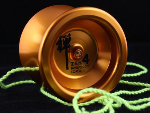Shinwoo Zen 4 Yo-Yo Gold