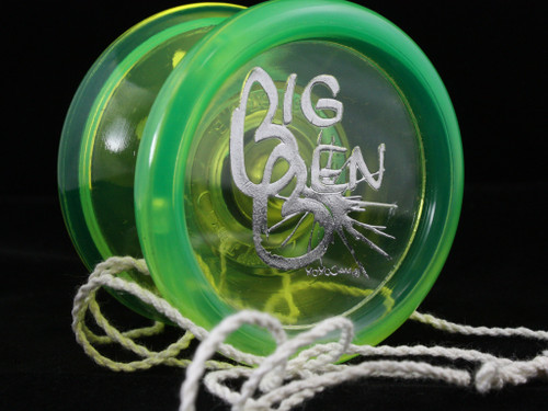 YoYoJAM Big Ben Yo-Yo Glow Yellow