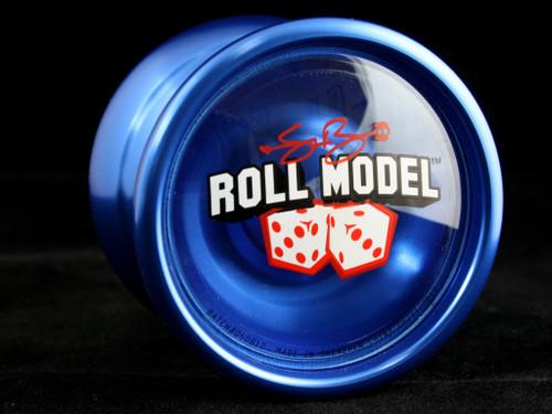 YoyoFactory Steve Brown Roll Model Blue