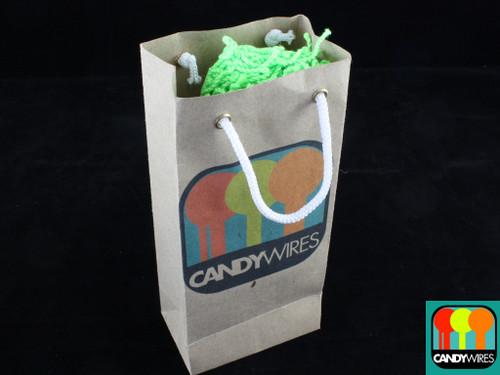 Candy Wires Yo-Yo Strings 100 Type FAT Neon Green