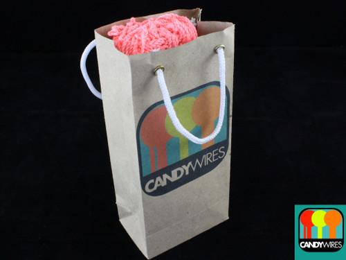 Candy Wires Yo-Yo Strings 100 Type FAT Neon Pink