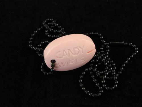 Candy Wires Yo-Yo String Cutter - Salmon Pink