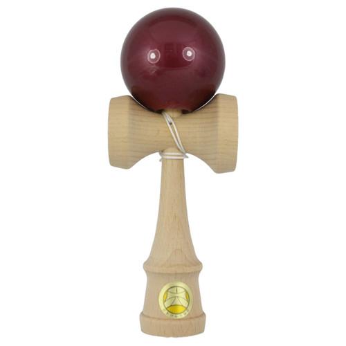 Ozora Premium Edition Japanese Wooden Kendama - red Tama