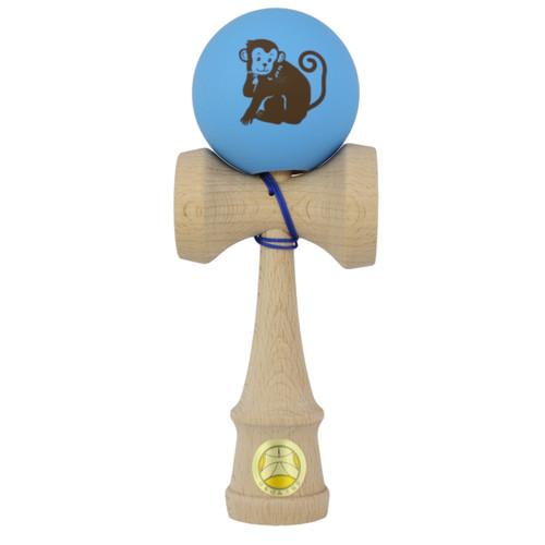 Ozora Year of the Monkey Zodiac Edition Japanese Wooden Kendama Skill Toy