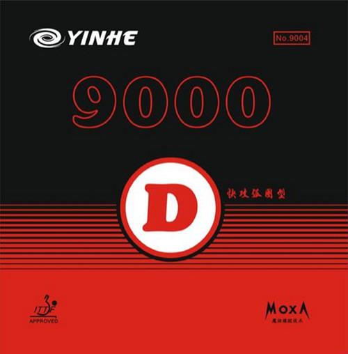Yinhe 9000 D Table Tennis Bat Rubbers Soft