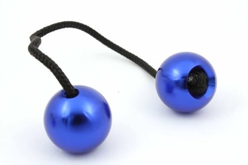 Begleri Royal Blue Aluminium Beads with Black Paracord