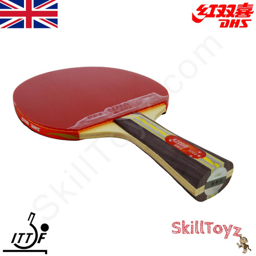 Buy DHS R3002 3 Star Table Tennis Bat at SkillToyz.com 33636888f1a90