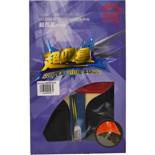 Friendship 729 Table Tennis Bat model Super 4 Star