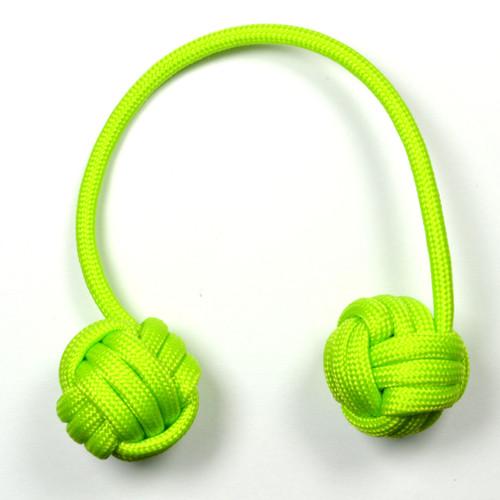 Monkey Fist Begleri 6 Inch Lime Edition