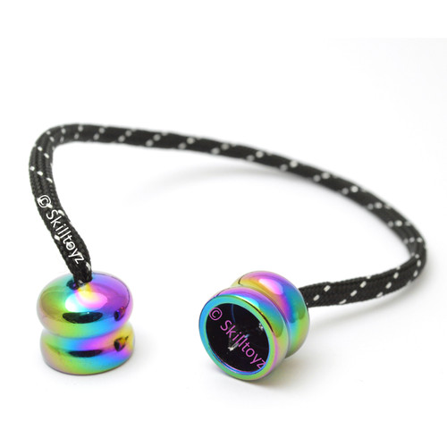 Greek Begleri Rainbow Edition Black and Silver Cord