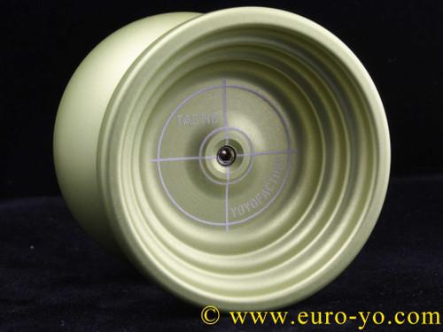 YoyoFactory Tactic Yo-Yo Large Bearing - Lemon
