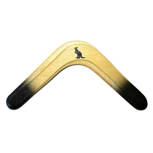 """Wycheproof Boomerangs 12"""" kangaroo hardwood boomerang. Hand made in Australia."""