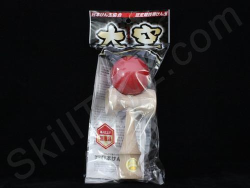Ozora Kendama Original Generation OG Red - Rare!
