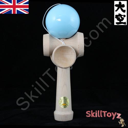 Ozora Smile 5 Cup OG Japanese Kendama - Sky Blue OG