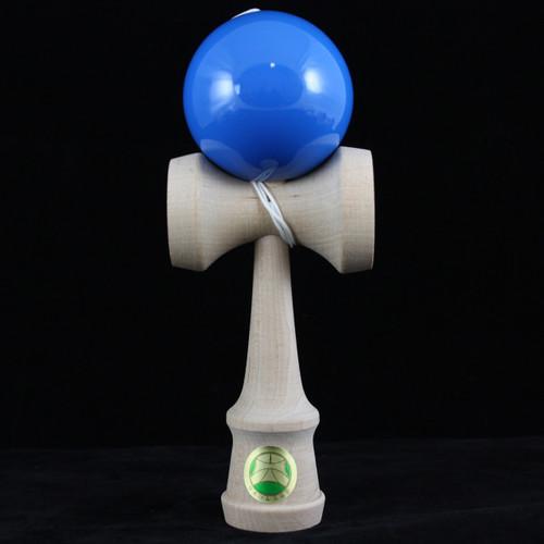 TK16 Master Kendama Blue Japanese wooden kendama skill toy