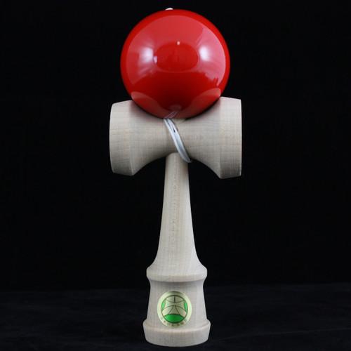 TK16 Master Kendama Red Japanese wooden kendama skill toy