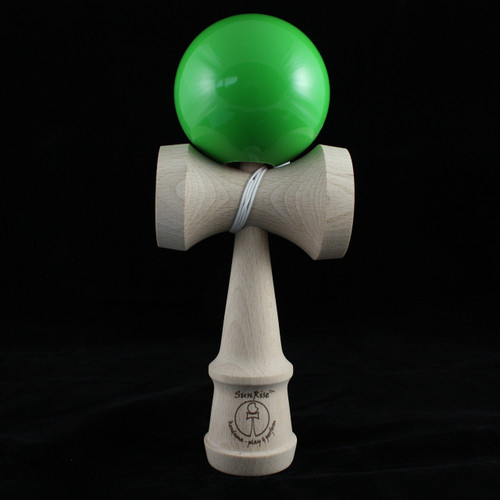 SunRise Performer Large Kendama GREEN