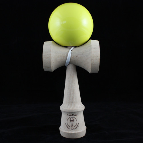 SunRise Performer extra Large Kendama YELLOW