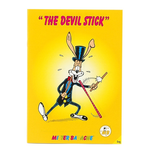Mr Babache Devil Stick book