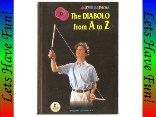 Mr Babache Diabolo A to Z book NEW