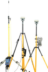 MONTHLY RENTAL: Trimble Dual R10 GPS Receiver Kit w/ TSC3 Data Collector & Access Software