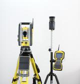 "RENTAL: Trimble SPS720 3""/2"" DR Robotic Total Station Kit w/ TSC3 SCS900, MT1000 Prism"