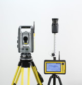 """MONTHLY RENTAL: Trimble RTS655 5"""" DR Robotic Total Station Kit w/ Yuma 2 Field Link, MT1000"""