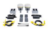 RENTAL: Trimble Dual R10 GNSS GPS 450-470 MHz UHF Base & Rover Receiver Kit