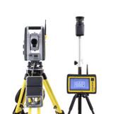 Trimble SPS930 Robotic Total Station Kit w/ Yuma 2 Tablet & SCS900 Software