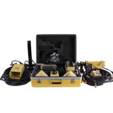 Topcon 3D-MC2 Dual Antenna Full Dozer Kit w/ MC-R3 UHF II Control Box & GX-55 Display