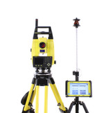 Leica ICR62 Robotic Total Station Kit w/ Panasonic CC80 Tablet & iCON Software