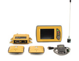 Topcon 3D-MC Excavator GPS Kit w/ MC-i3 UHF II Control Box & GX-60 Display