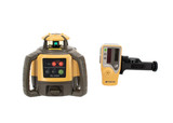 Topcon RL-H5A Rotary Self-Leveling Laser Kit w/ LS-80L Laser Receiver