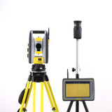 "Trimble RTS773 3"" Robotic Total Station Kit w/ Kenai Tablet & MEP Layout Software"