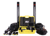 Leica Dual Antenna Full Excavator GPS Kit w/ iCP41 Display & IGC82 Receiver