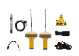 Topcon Dual GR-5 UHF II Base Rover GPS/GNSS Receiver Kit